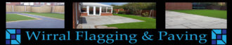 Wirral Flagging Paving